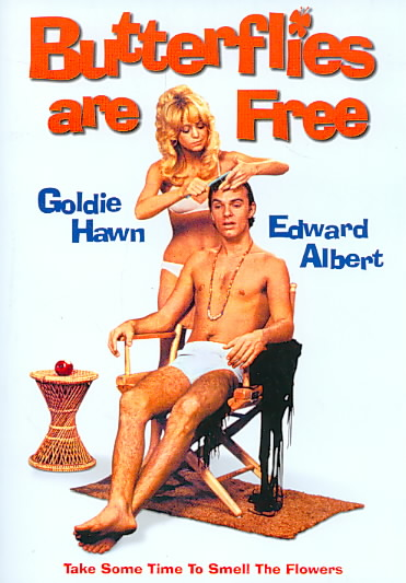 BUTTERFLIES ARE FREE BY HAWN,GOLDIE (DVD)